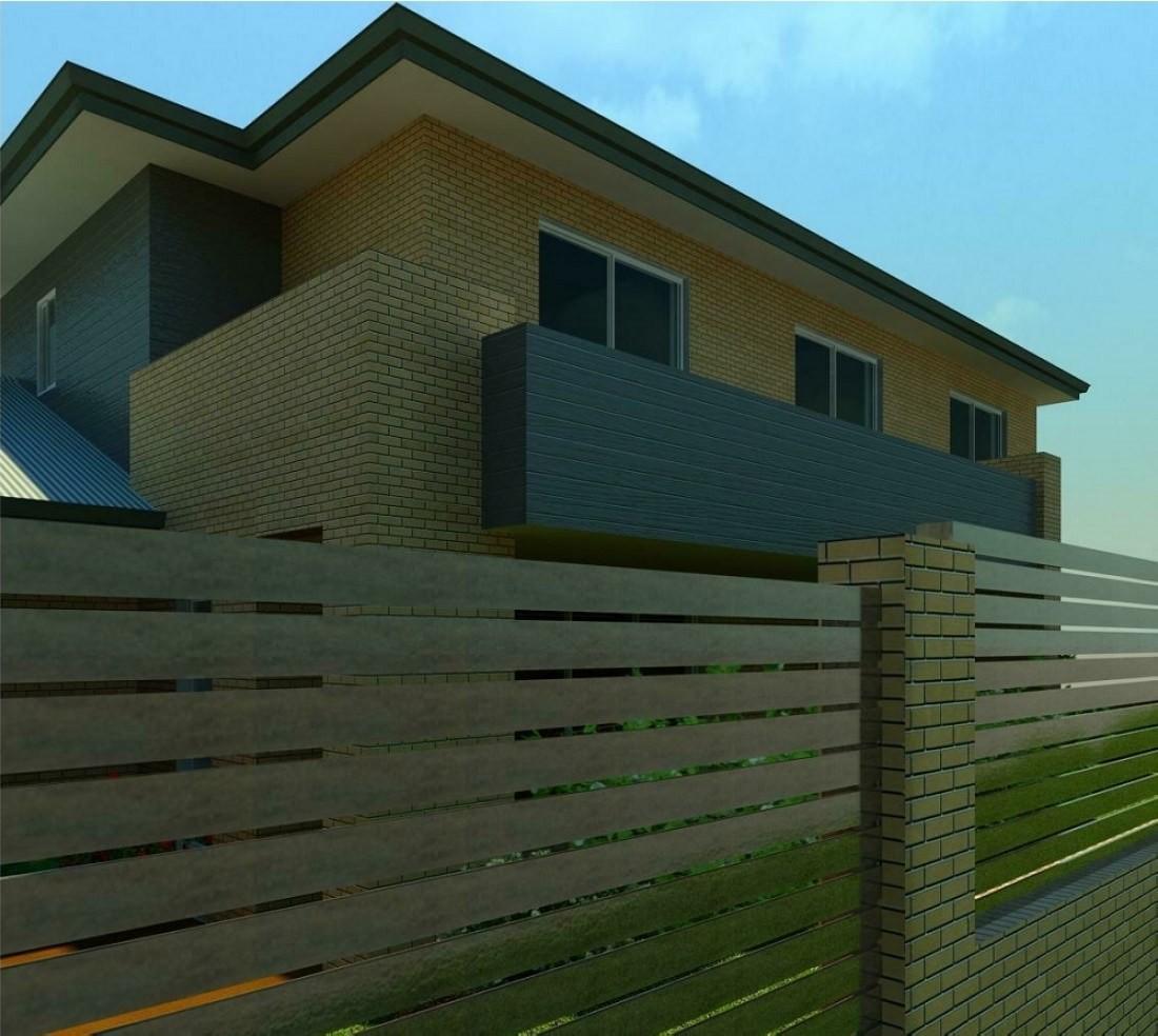 Two Storey Dwelling (Example 01) - Plan Vision